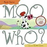 Moo Who?, Margie Palatini, 0060001070