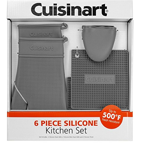 Cuisinart Piece Silicone Kitchen Trivett