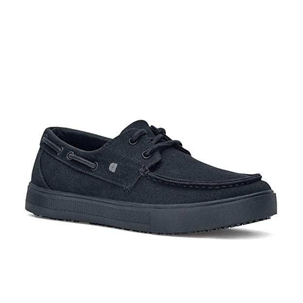 Shoes for Crews Women's Milano Canvas Boat Shoe