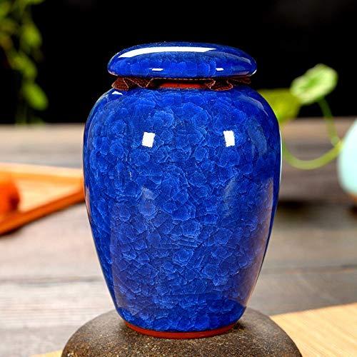 Jar Ceramic - Hot Sale!colorful Ceramic Tea Storage Box Mini Bottle With Cover,china Storage Bottles & Jars,ceramic Jar Home -