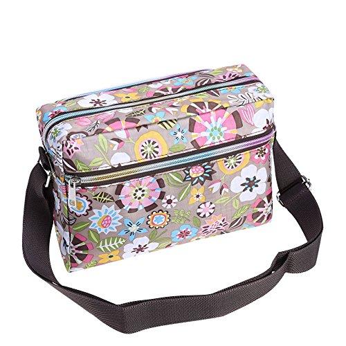 Bag Print Messenger 2016Women All Widewing Shoulder Bags Canvas Flower wq0nx6S