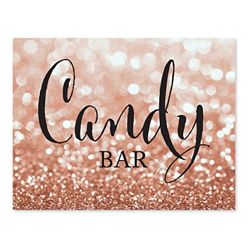 Astonishing Candy Table Signs 20 Pack Wood Mini Chalkboards Signs With Interior Design Ideas Tzicisoteloinfo