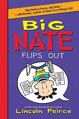 Download Big Nate Flips Out pdf epub