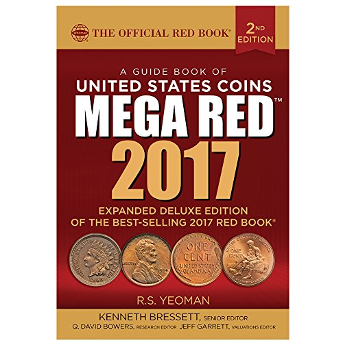 A Guide Book of United States Coins, 2nd - Whitman Coin Books Red Book