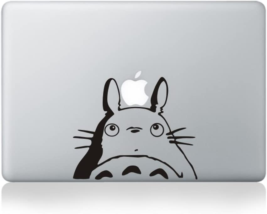 Totoro Cartoon Character Decal Sticker for MacBook Laptop Air Pro Retina 13 14 15 Inch Cool