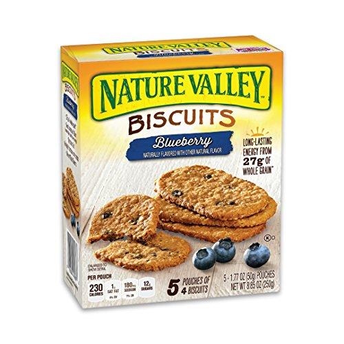 Nature Valley Breakfast Biscuit, Blueberry, 8.85 oz