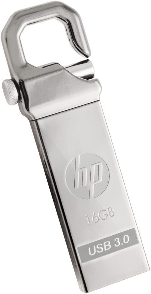 HP 16GB USB 3.0 Metal Hook Flash Drive