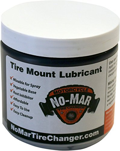 No-Mar SP-LP03905152 Tire Mounting Paste - 1pt.