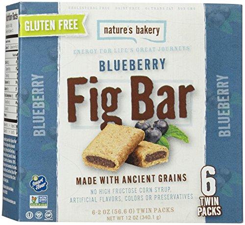Nature's Bakery Gluten Free Fig Bars - Blueberry - ()
