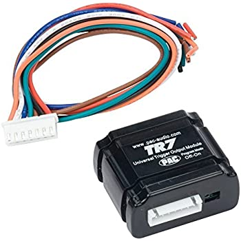 Pac TR-4 Car Audio Amp Remote Wire 2 Second Delay Turn On Module Stops Pops!