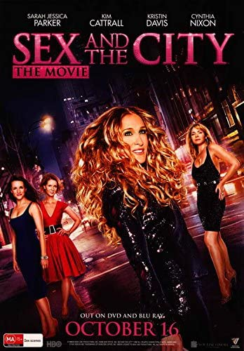 Amazon.com: Sex and The City: The Movie Poster Movie (27 x 40 ...