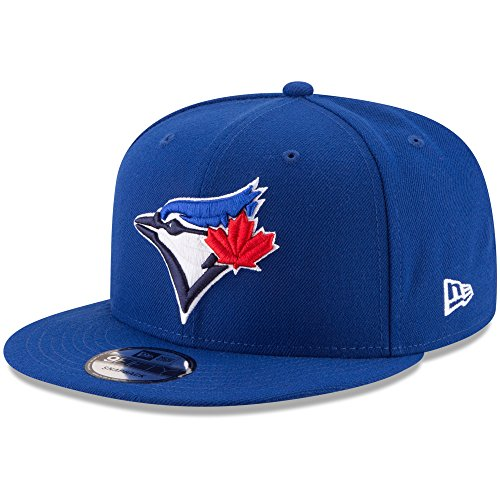 New Era Toronto Blue Jays Team Color 9FIFTY Adjustable Hat Royal