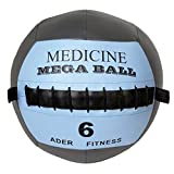 Ader Soft Mega Medicine Ball Set- 6, 10, 12, 16, 20, 25 Lb