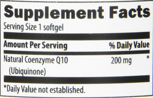 Designs for Health Q-Avail VS Softgels, 200 mg, 60 Count