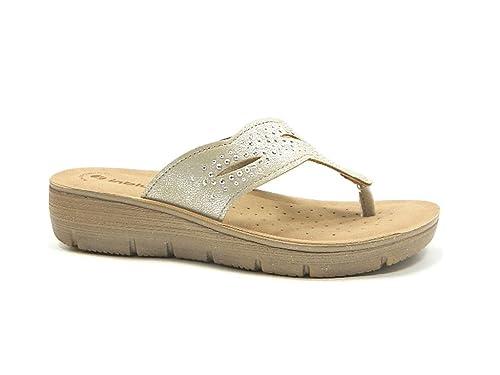 Calzature & Accessori sabbia per donna Inblu