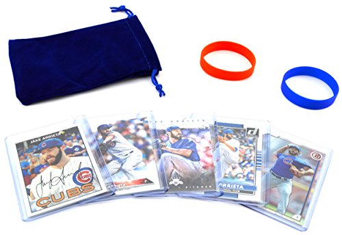 Arrieta Assorted Baseball Cards Bundle product image