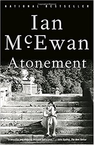 Image result for atonement book cover
