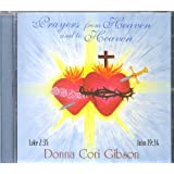 PRAYERS FROM HEAVEN AND TO HEAVEN,Donna Cori Gibson