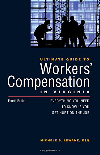 Download Ultimate Guide to Workers' Compensation in Virginia 5th edition PDF