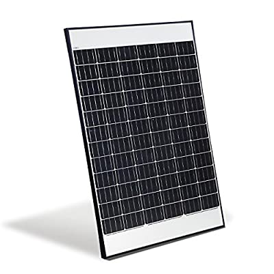 ALEKO SPU200W12V Monocrystalline Modules Solar Panel 200W 12V