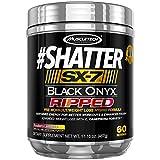 MuscleTech Shatter Sx-7 Black Onyx Ripped Pre
