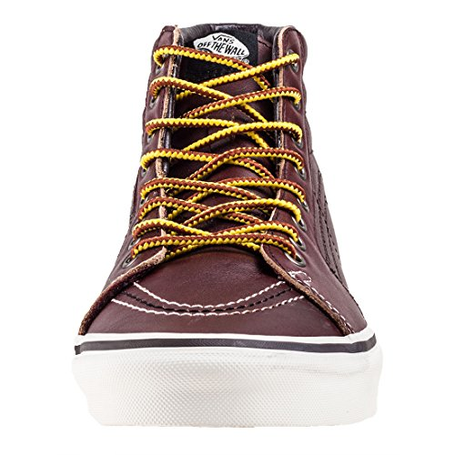 Rum Sk8 Core Classics Men's Marshmallow Vans Groundbreakers Hi Raisin Tm A10HTxw