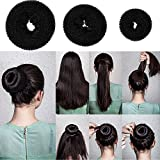 Hair Bun Shaper Set, Include 3 Pieces Hair Bun