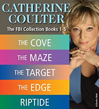 book cover of The FBI Thrillers Collection Books 1-5