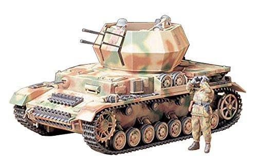 Tamiya 3000352331:35WWII German Flak Panzer IV Whirlwind (4)