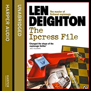 The Ipcress File Audiobook