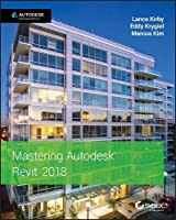 Mastering Autodesk Revit 2018 Front Cover