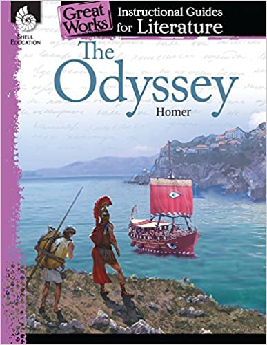 Amazon com: The Odyssey: An Instructional Guide for