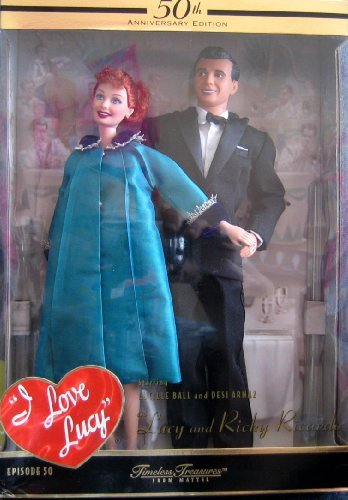 I Love Lucy 50th Anniversary edition -