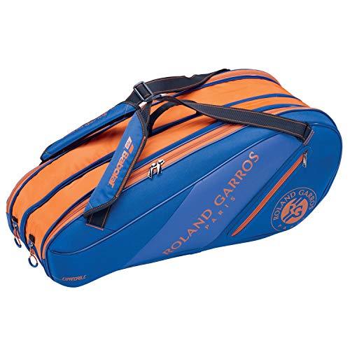- Babolat Expandable Roland Garros French Open Tennis Rackets Bag