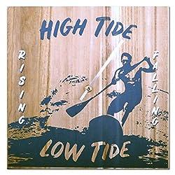 OldBleu SUP (Stand Up Paddle) Tide Clock