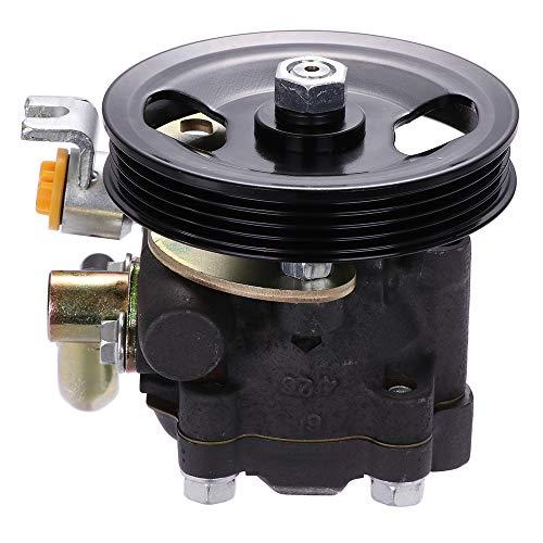ECCPP 21-5933 Power Steering Pump Power Assist Pump Fit for 1996-2001 Infiniti I30, 2002-2004 Infiniti I35, 1995-2003 Nissan Maxima ()
