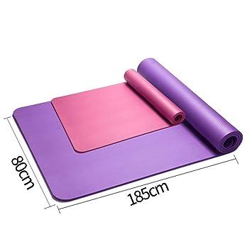 Alargado Men S Yoga Mat Cojin Mat Alargado Hombres Yoga Mat ...