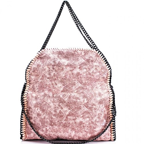 Large Designer Pink EDGE MINI Shoulder Women's CHAIN LARGE Bag Messenger Hobo Handbag PvdXdq