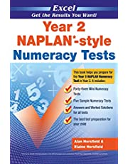 Excel NAPLAN*-style Numeracy Tests Year 2