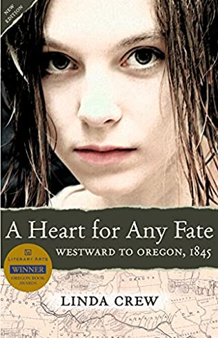 book cover of A Heart for Any Fate