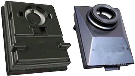 Vacío de piezas y accesorios Rainbow Rexair E2 Serie Oval Escape al vacío filtro # R12179 y R12647B: Amazon.es: Hogar