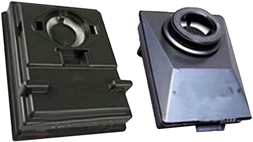 Vacío de piezas y accesorios Rainbow Rexair E2 Serie Oval Escape ...