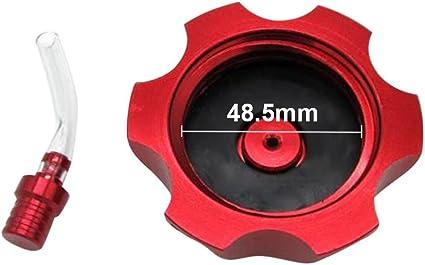 VGEBY Tapa de radios de Bicicleta 10 Piezas Bicicleta de monta/ña 14G Alambre 7075 Tapa de radios de aleaci/ón de Aluminio Accesorio para Montar en Bicicleta