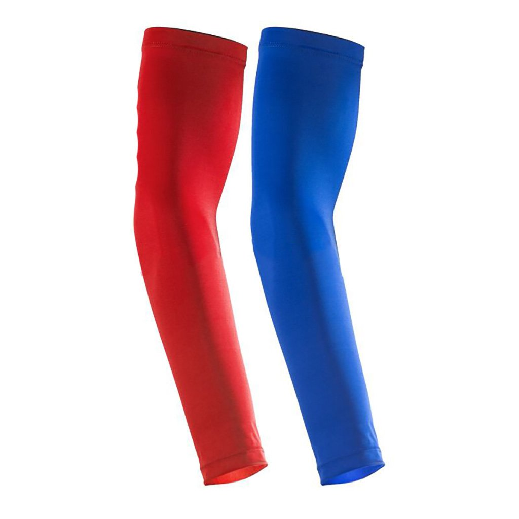 TwJim Elastic Backetball Brace Support Arm Sleeves Safety Protection Pad