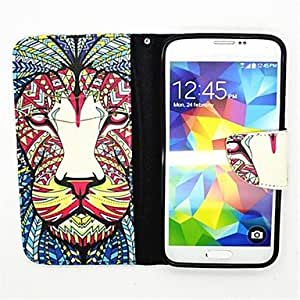 YULIN Samsung S5 I9600 compatible Special Design Plastic/PU Leather Full Body Cases