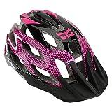 KALI Protectives Amara Helmet with Mount, Cobra Magenta, X-Small/Small
