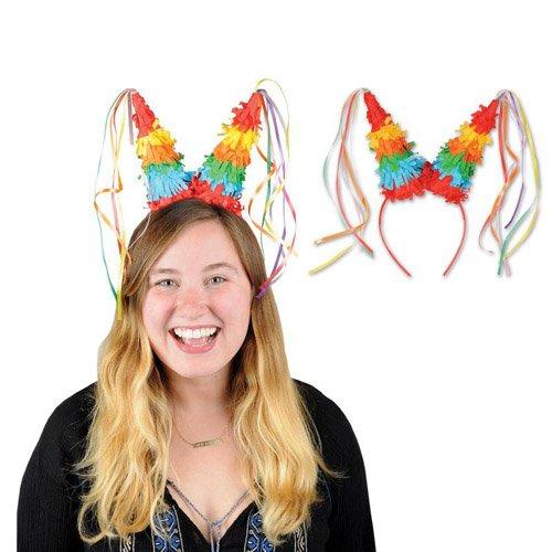 Beistle Everyday Pinata Party Headband, One Size