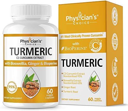 Organic Turmeric Curcumin Complex Standardized product image