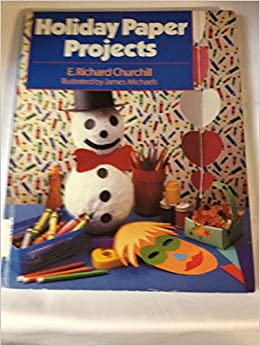 Holiday Paper Projects
