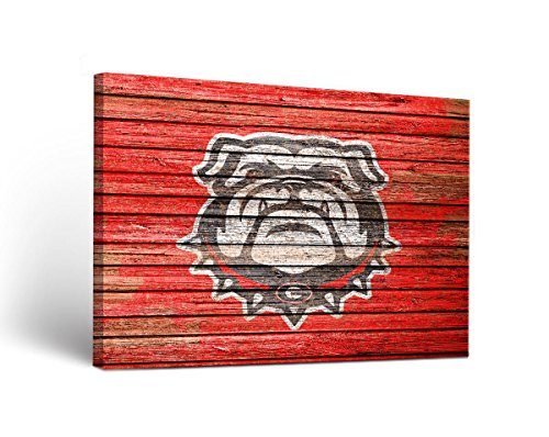 georgia bulldogs canvas - 2